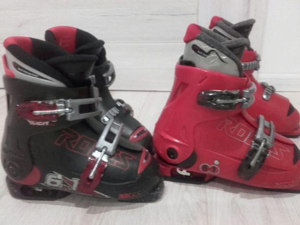 Buty narciarskie roces 6w1 regulacja rozmiaru