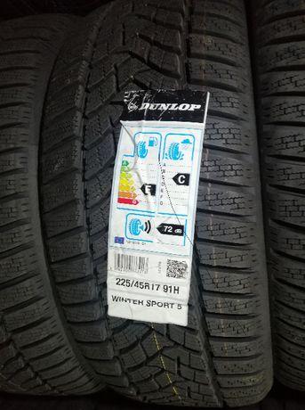225/45R17 91H Dunlop WINTER SPORT 5 MFS 19rok