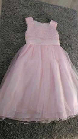 Платье нарядное выпускное 8-10 лет плаття випускне