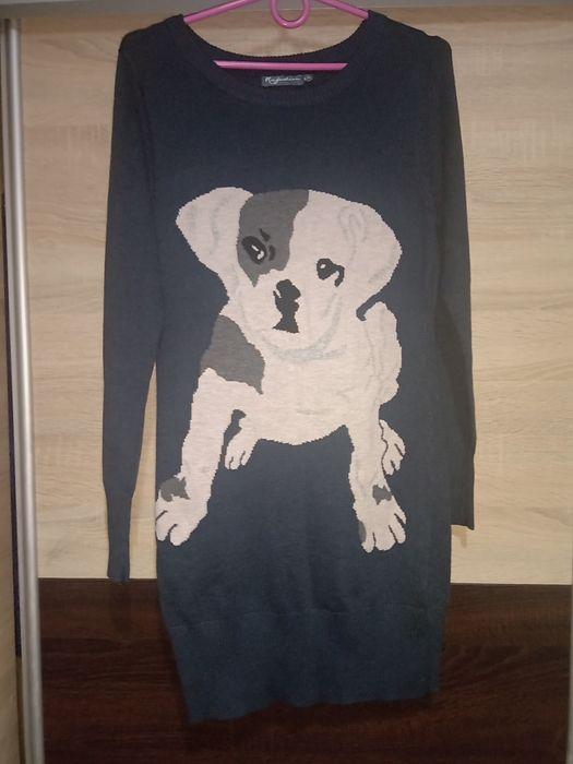Sukienka sweterkowa Kokoszkowy - image 1