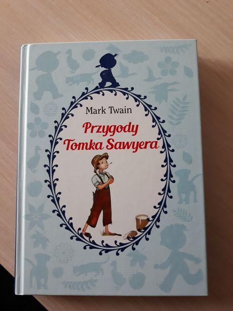 Przygody Tomka Sawyera ,lektura 5 klasy