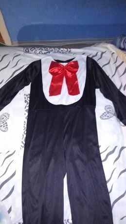 Новогодний костюм пингвина