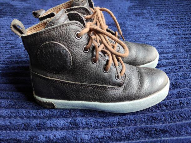 Крутые кожанные ботиночки blackstone