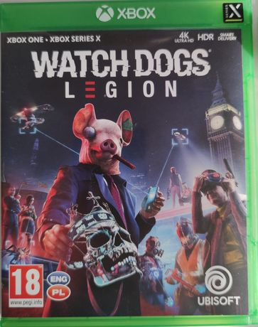 Watchdogs Legion Xbox