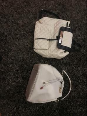 Malas e mochila novas