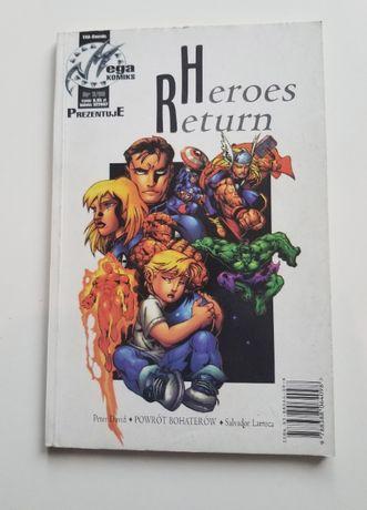 Mega komiks 3/99 - HEROES RETURN