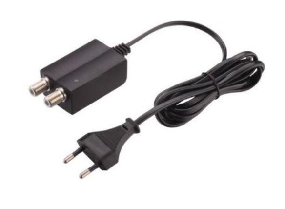 Zasilacz antenowy 12V/ 450 mA z separatorem