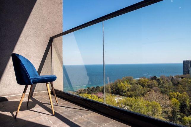 Квартира с Террасой и видом моря. Французский бульвар трасса здоровья