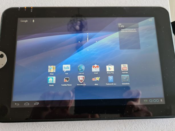 Tablet Toshiba AT100-100