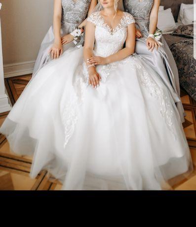 Весільне плаття ( свадебное платье )