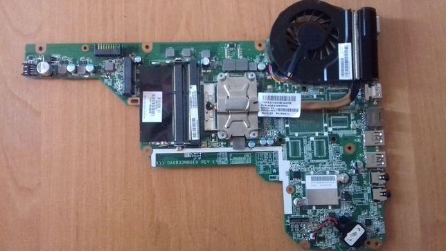 Płyta główna hp G6 - G4 z procesorem i7 - i5