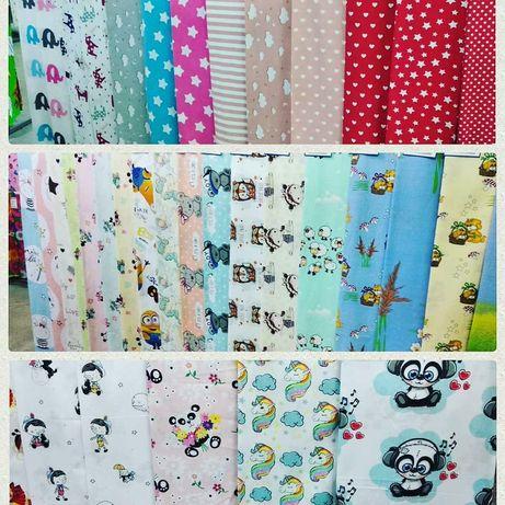 Пошив постельного белья для деток