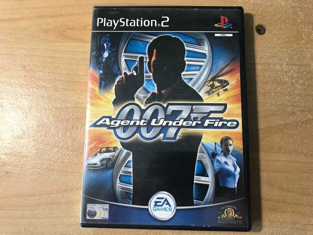 Gra James Bond 007 in Agent Under Fire PS2 PAL