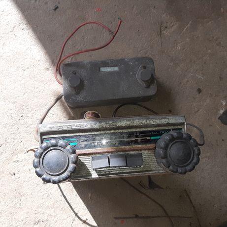 Radio zabytkowe bardzo stare