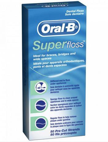 Oral-B Super Floss