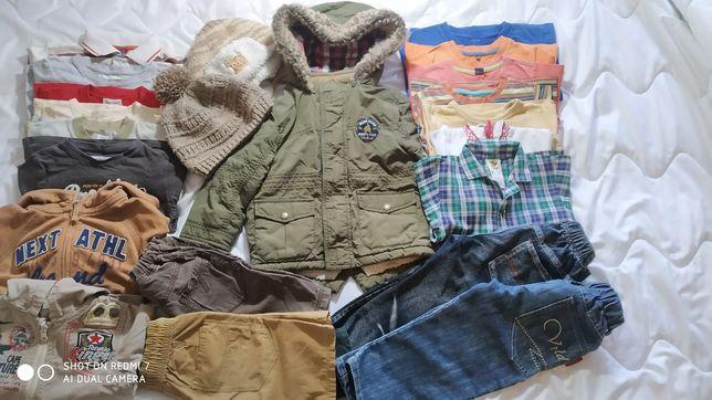 Пакет вещей на мальчика 2-3 года. Зимний комбинезон на мальчика.