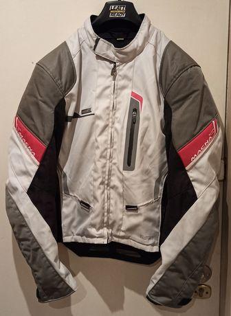 Macna XL kurtka motocyklowa tekstylna - niestandardowo dłuższe rękawy