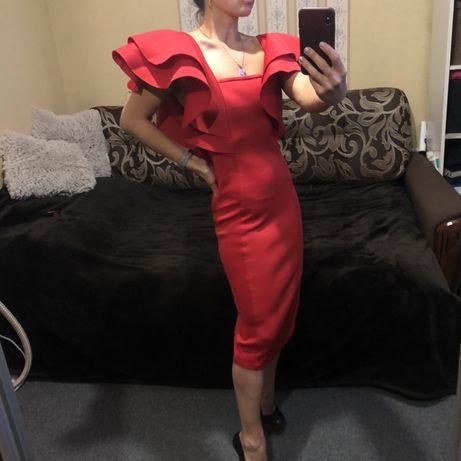 Вечернее нарядное платье , платье на Новый год