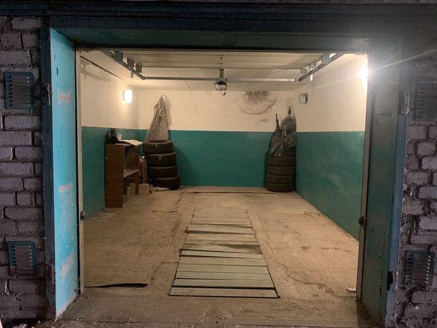 Продам 2х этажный капитальный гараж! Левобережный 3