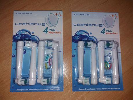 Насадки на электрическую зубную щетку Oral B Braun