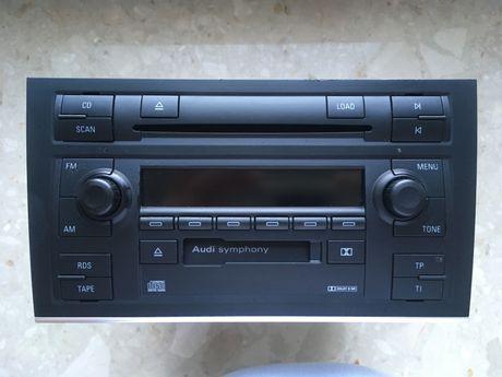 Radio samochodowe audi symphony