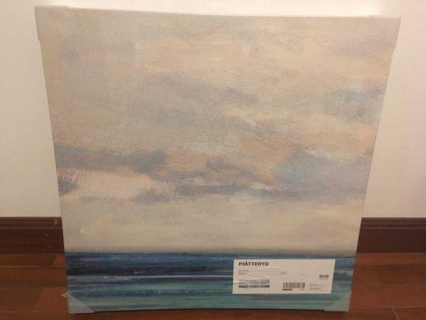 Pinturas com motios de Mar novad