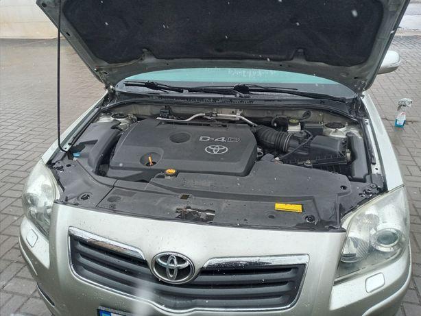 Toyota avensis шкіра 2.0 дизель. ксенон