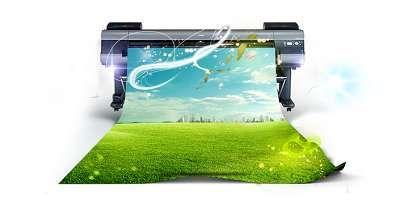 Качественная печать фотообоев и поклейка