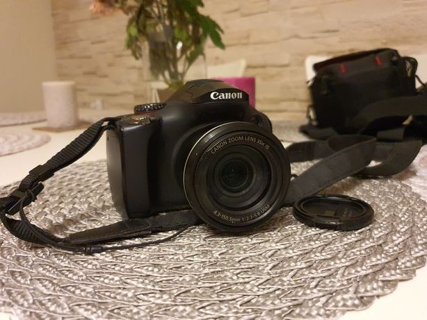 Aparat Canon PowerShot sx30 is jak nowy