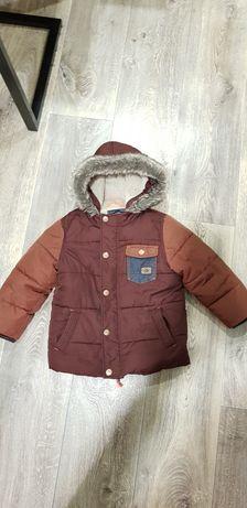 Куртка парка  Next зима-осень