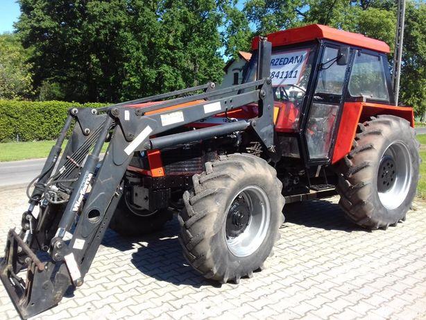Ciągnik rolniczy Ursus 1224+ turbo