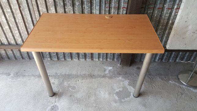 Stolik pod komputer do nauki na dwóch nogach