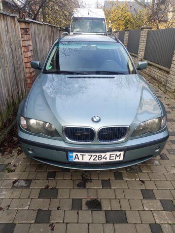 BMW 318 i автомобіль