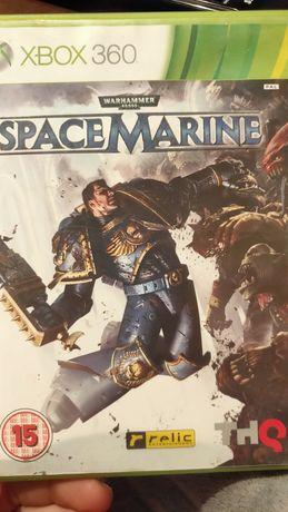 Gra Warhammer 4000 SpaceMarine xbox 360