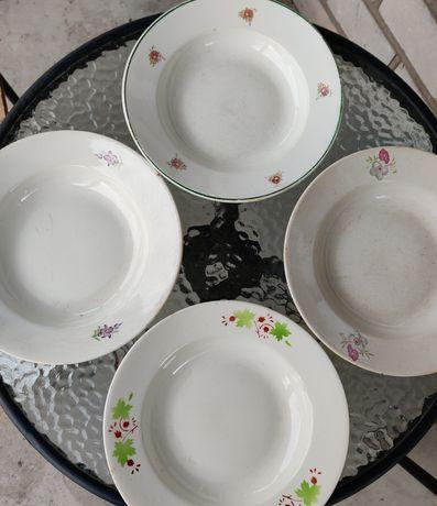Фаянсовые керамические тарелки ссср