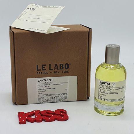 Le Labo Santal 33 - Парфюмированная вода 100 мл - Сантал Ле лабо