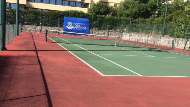 Aulas de ténis