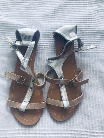 Sandałki, sandały 36,37