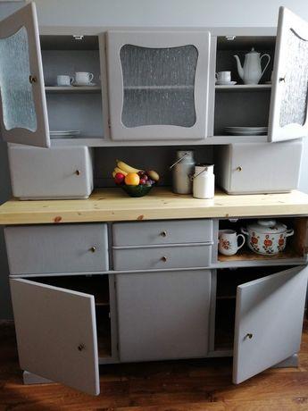 Kredens kuchenny PRL