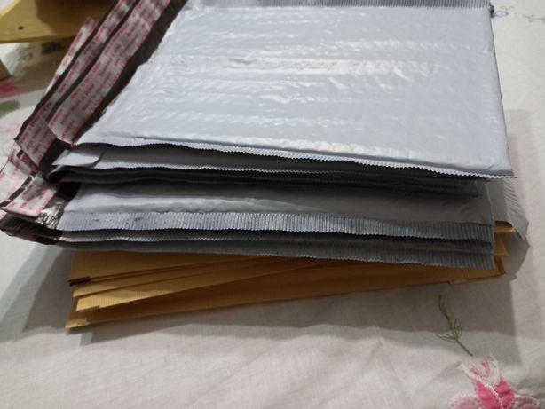 Saquetas almofadadas para envio de encomendas 25x18cm