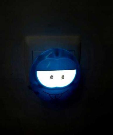 Lampka nocna LED dla dzieci BUŹKA, Nowa