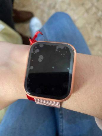 Smartwatch Rosa.