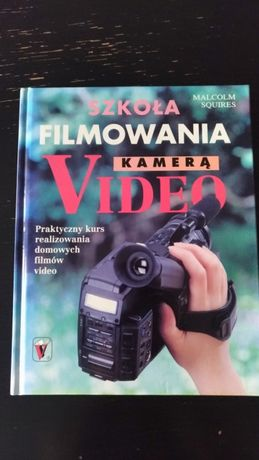Szkoła filmowania kamera video