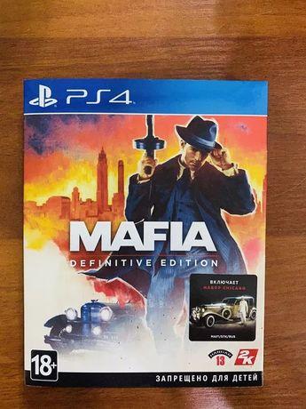 Продам Mafia Definitive Edition для PS4 (Blu-ray диск, Russian version