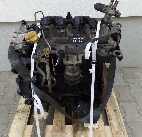 Двигатель Renault Trafic 2.5 dci , Vivaro мотор Рено