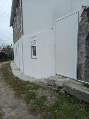 Aluga-se casa Santo Tirso Rebordões T2