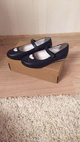 Туфли фирма Каприз,кожа