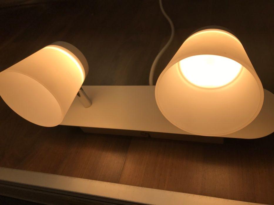 OBI lampa Listwa LED 2x5W 800lm OKAZJA! Z 74,99zł na 35,99zł Warszawa - image 1