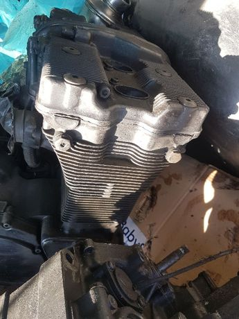 GSX-R 1100 86 r. silnik,głowica,części,olejak, xt600 rama