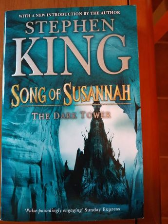 Vendo The Dark Tower Song Of Susannah - Stephen King